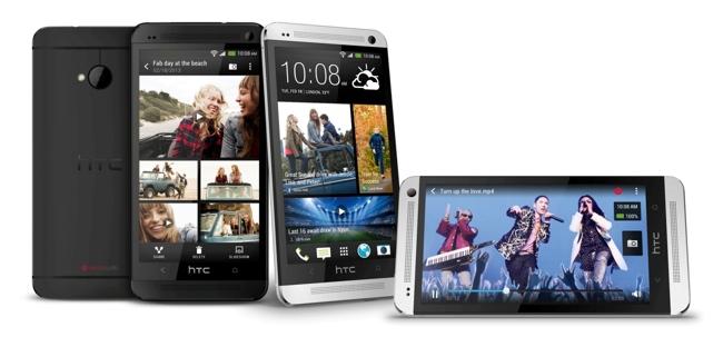 HTC One_negro